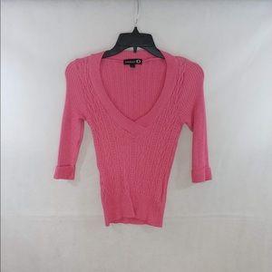 Pink Bebe Sweater